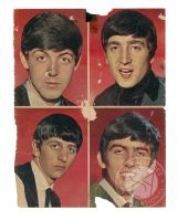 Found Art: Beatles